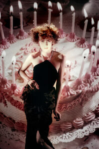 Laurie Simmons, 'Birthday Cake', 1984
