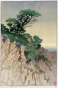 Bertha Lum, 'Point Lobos (California)', 1920