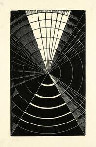 Erika Giovanna Klien, 'Concentric Movement (Scheibe in Rotation)', 1933-1935
