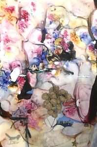 Barbara Strasen, 'Rococo Modo', 2016-2017