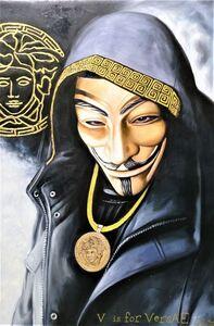 Ben Gulak, 'Power in Anonymity', 2018