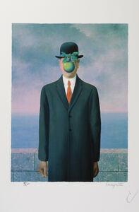 René Magritte, 'Le Fils de l'Homme (The Son of Man)', 2010