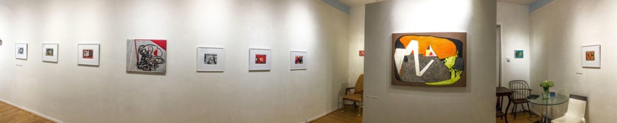 3: Brenda Goodman, Christina Tenaglia and Marie Vickerilla, installation view