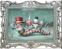 Santa Worm