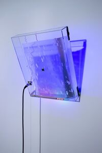 Haroon Mirza, 'Droplets (LED Circuit Composition #31)', 2020