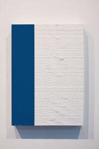 Jeremy Sharma, 'Terra Faktura (blue band n.1)', 2014