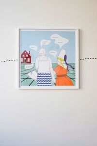 Falke Pisano, 'I Wonder...', 2019