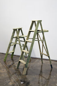 Kathleen Schneider, 'Small Step and Large Step', 1997-2015