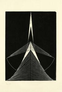 Erika Giovanna Klien, 'Bird (Flight-Rhythm)', 1933-1935
