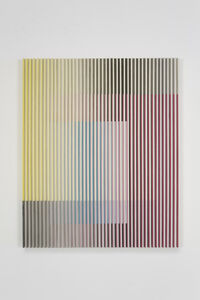 Yu Yang  于洋 (b. 1979), '水墨物体-三原色 No.1 Ink Objects-Primary Colours No.1', 2017