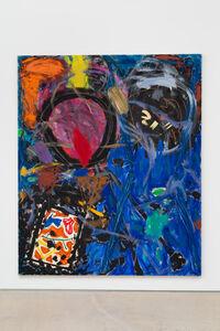 Basil Beattie RA, 'Blue Joy', 1982