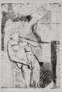 Bruno Saetti, 'Maternity', 1962