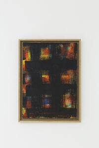 Mario Nigro, 'Spazio Totale', 1956