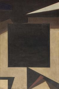 Mauro Reggiani, 'The work', 1959 -1960