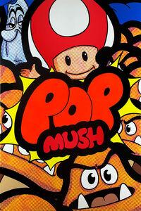 Greg Guillemin, 'Pop Mush', 2020
