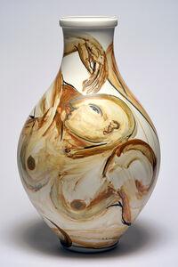 Zoë Paul, 'Folded legs (Vase Decoeur 8)', 2019