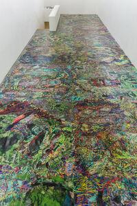 Sam Keogh, 'untitled (floor vinyl)', 2013