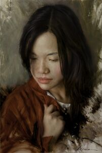 Mark Arian, 'The Red Shawl'