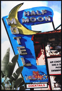 Michael Giliberti, 'Half Moon Motel', 2020
