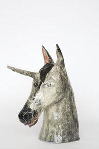 Klara Kristalova, 'Unicorn', 2014