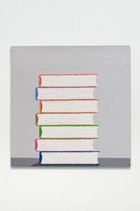 Alec Egan, 'Stack of Books #2', 2017
