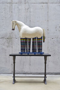 Shin Sang Ho, 'Structure & Forse - Horse', 2010
