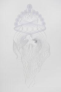 Ashley Yeo, 'Pale violet', 2020