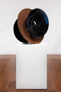 James Angus, 'Cast Iron Inversion (Black)', 2012