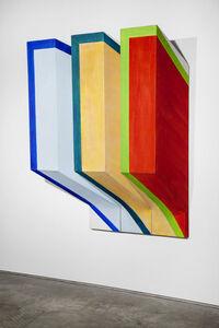 Richard Smith (1931-2016), 'Untitled (triptych)', 1965