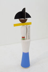 Ohad Meromi, 'Grave Digger #8 (Admiral)', 2012