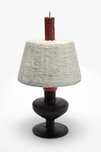 Jim Chatelain, 'Candle Lamp', 1989