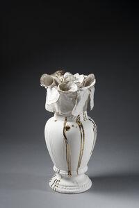 Valentina Savić, 'Existential vase No. 5 - Crowning', 2017