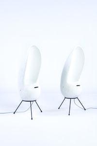 Elipson, 'Pair of 45s21 speakers', vers 1955/1960
