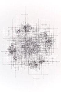 Jean-Pierre Hebert, 'Plus sérieusement, noir', 1976-1977