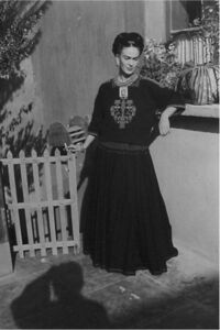 Florence Arquin, 'Frida at the Gate', 1949