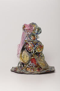Thomas Lanigan-Schmidt, 'Knick Knack (Male Call Mouse-Queen)', 1970