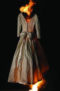 Adriana Marmorek, 'RELIC # 17 - Wedding Gown 2', 2016