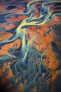 Stephen King 金昌民, 'River Delta 8 河川八', 2015