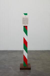 Nery Gabriel Lemus, 'Tetelestai #1 (Mexico)', 2018