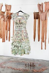 Jane Szabo, 'Reconstructing Self - Money', 2015