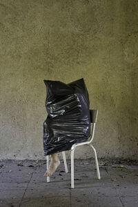 Elina Brotherus, 'Black Object – White Chair', 2016