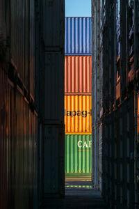 Stuart McCall, 'Colourblock Dock', 2015