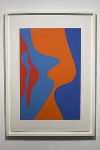 Fernand Leduc, 'SG 3', 1972