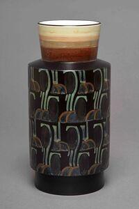 Sèvres Porcelain Manufactory, 'Fontaine Vase (decor of L.Né 35-32 01) ', 1932