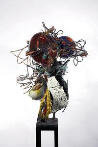 Raymon Elozua, 'H: IMF-08: & 08 Blur S&S', sculpture: 2016; photo: 2010