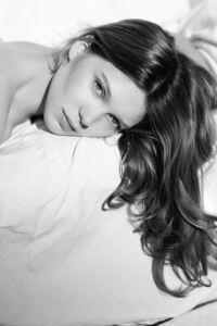 Sylvie Castioni, 'In Léa's sheets I', 2010