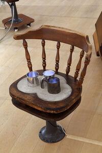 Aki Sasamoto, 'Too dizzy to sit down', 2013
