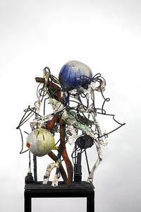 Raymon Elozua, 'H:IMF-01 & 01 Blur S&S', sculpture: 2016; photo: 2010