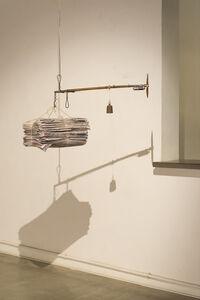 Shyu Ruey-Shiann, 'Carrier No. 8 八號運輸機', 2013