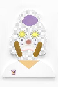 Grip Face, 'BHUF POLARIZADO PORTRAIT', 2020